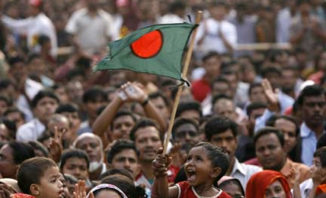 Bangladeshi opposition calls general strike