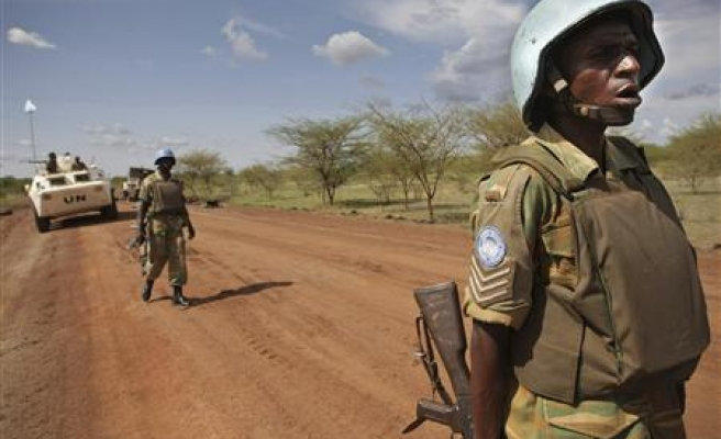 Clashes between rebels and army in central Sudan