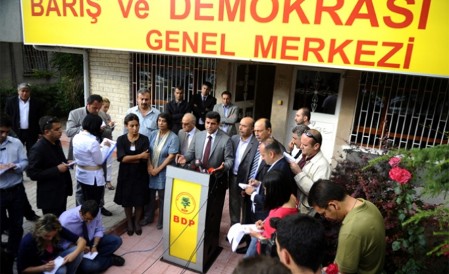 Turkey's boycotting BDP plans to take oath in October