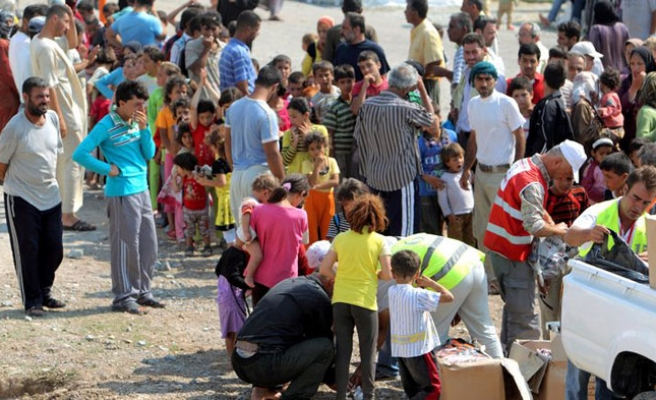 9,232 Syrians in Turkish camps return home so far