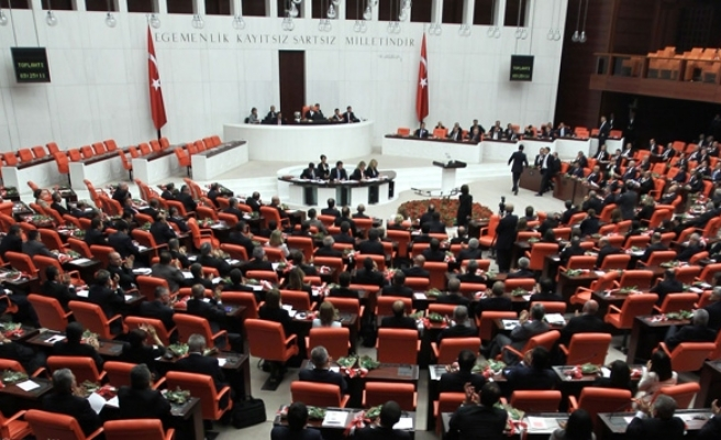 Parliament not to set up Turkish, Israeli friendship group in new term