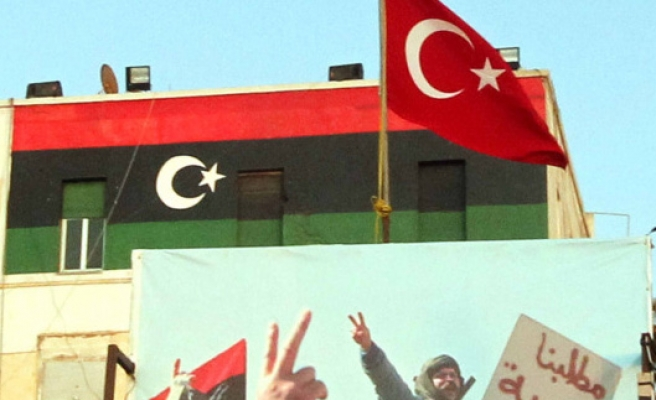 Turkish firms to talk to Libya rebels over completed projects payment