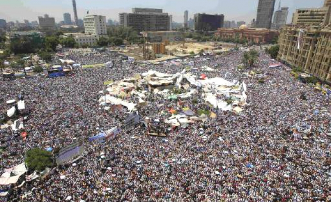 Egyptian activists hold unity rally for change