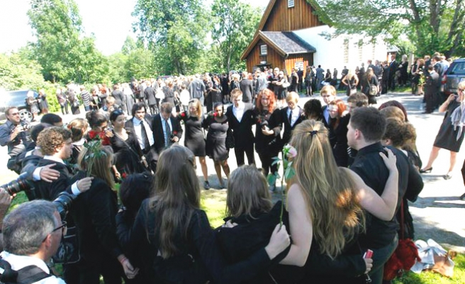 Norway to hold first funeral after killings