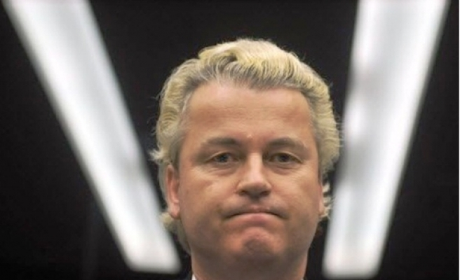 Wilders loses top poll position after anti-Moroccan chant