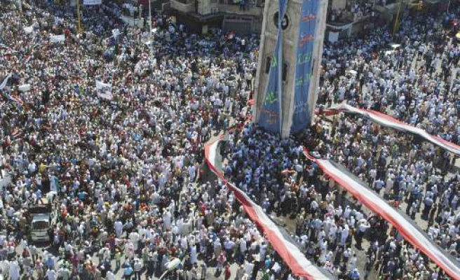 Many deads in Syria mass protests