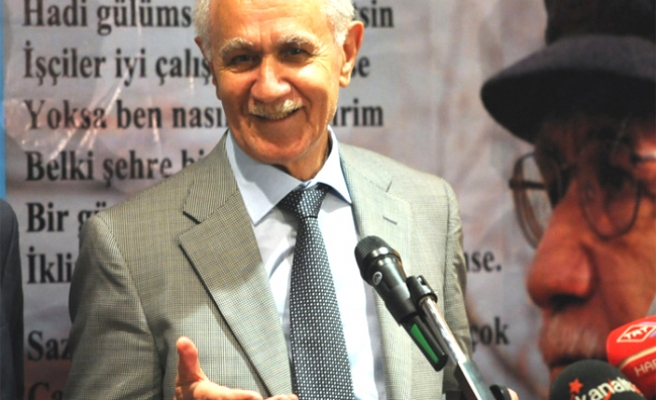 Kurdish intellectual returns to Turkey after 31 years-exile