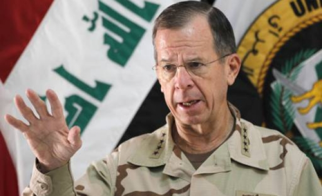 US military chief sees no direct Syria involvement