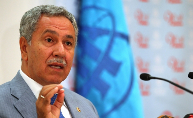 Turkey's Arinc over Syria: 'Whoever commits atrocity can't be our friend'