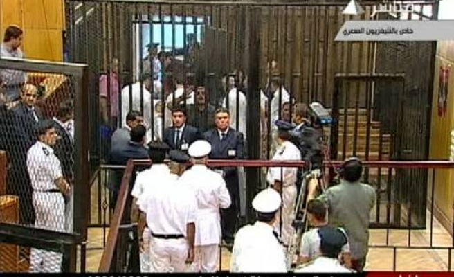 Lawyer of Egypt victims seeks death for ex-interior minister