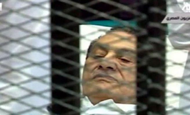 Mubarak denies role in killing Egyptian protesters