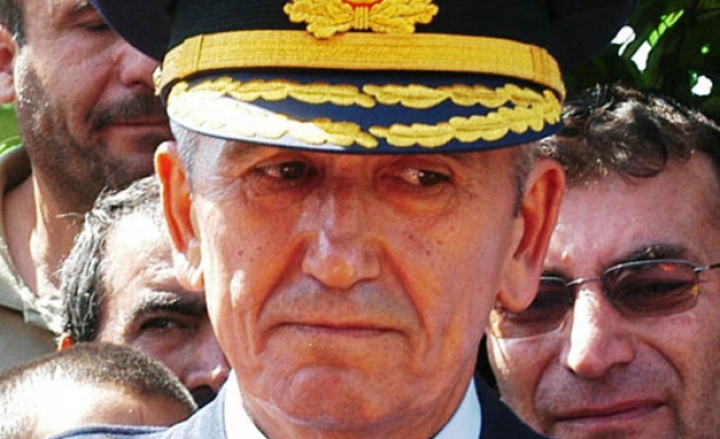 Turkey appoints new Air Forces Commander