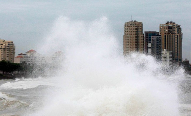 Storm Emily may regain cyclone power on Saturday
