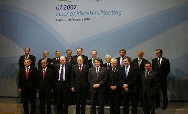 G7 major powers to confer on markets crisis