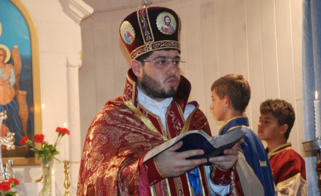 Armenian church re-opens to worship in southern Turkey