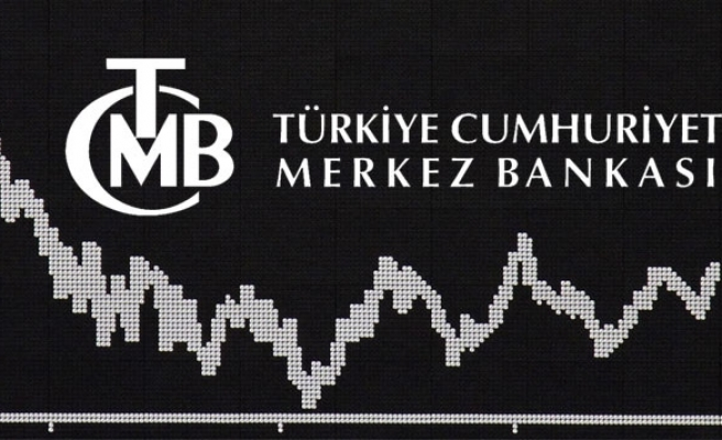 C.Bank lowers lending rate for USD, Euro in Turkey