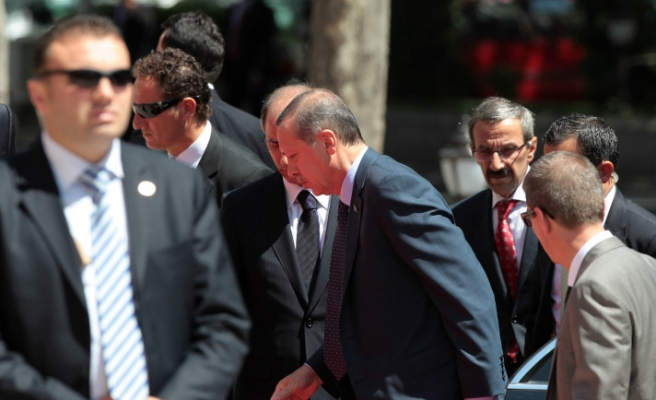 Turkish PM chairs 'general assessment meeting'