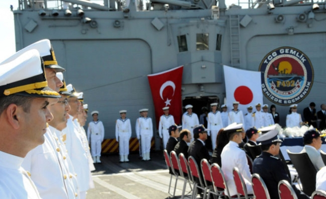 Ottoman Turkish sailors killed in tragic boat accident commemorated in Japan