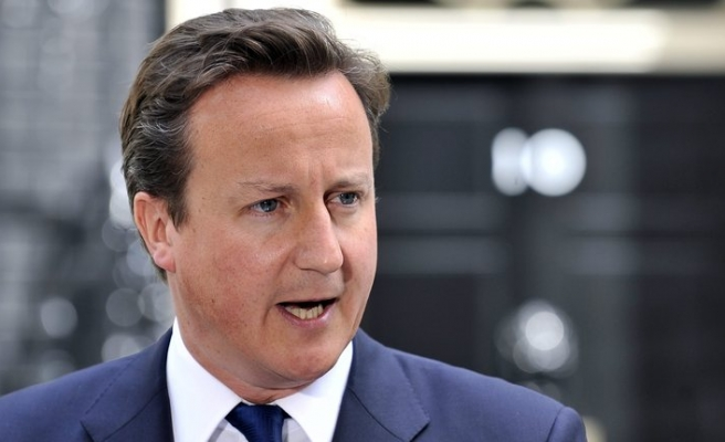 UK may use army in future riots: Cameron