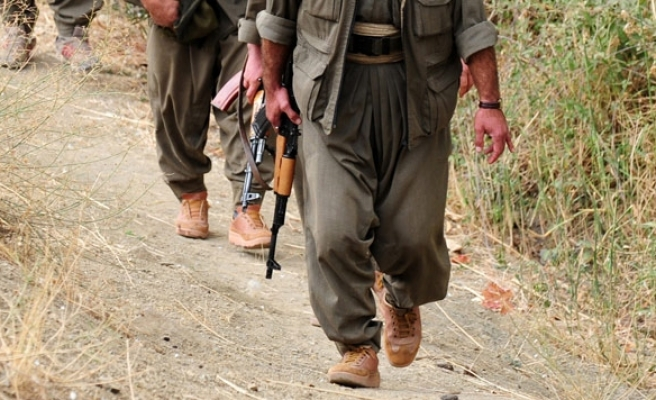 PKK militants kidnap three people in Turkey