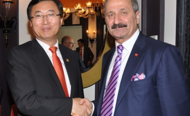 Turkey says to welcome S.Korea's proposals on nuke power plant