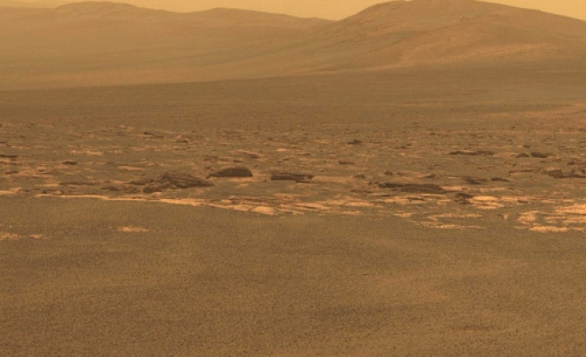 Life on Mars? Fossil find shows it's possible
