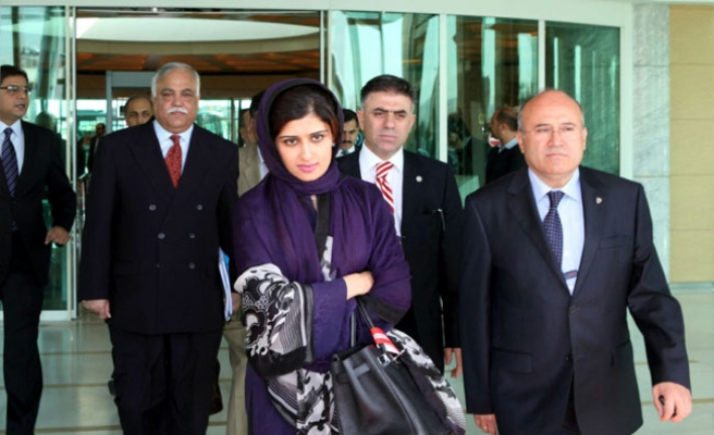 Pakistani foreign minister arrives in Turkey's capital