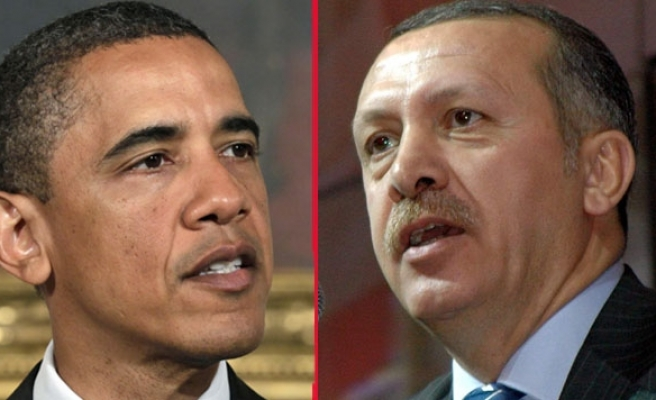 Turkish PM, Obama discuss need for 'transition to democracy' in Syria