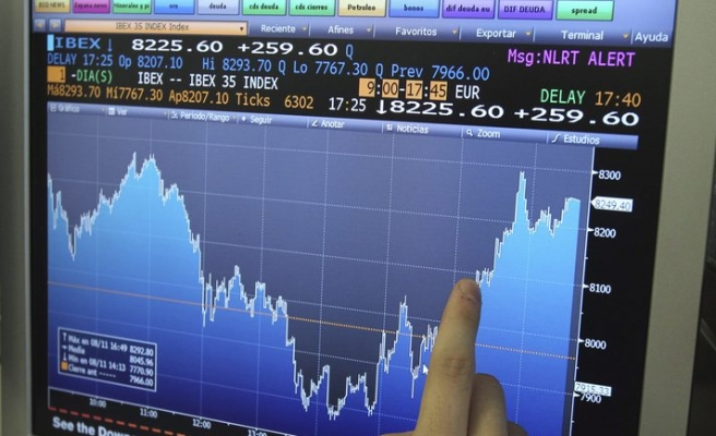 Short-selling ban fails to support Europe financial stocks
