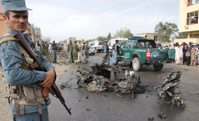 Deadly attack hits Afghan governor's office