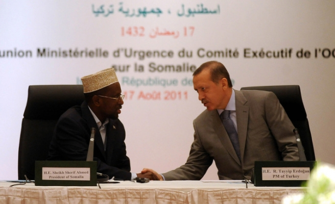 Turkish PM to visit refugee camps in Somalia