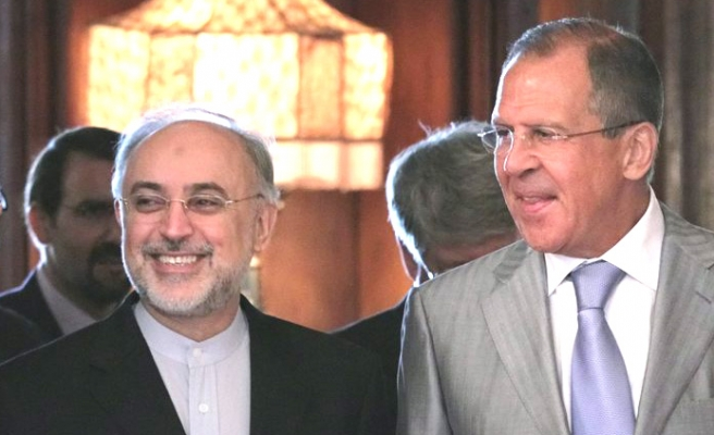 Russia hopes Iran talks will be based on Moscow ideas