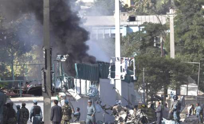 Deadly attack on British Council in Kabul