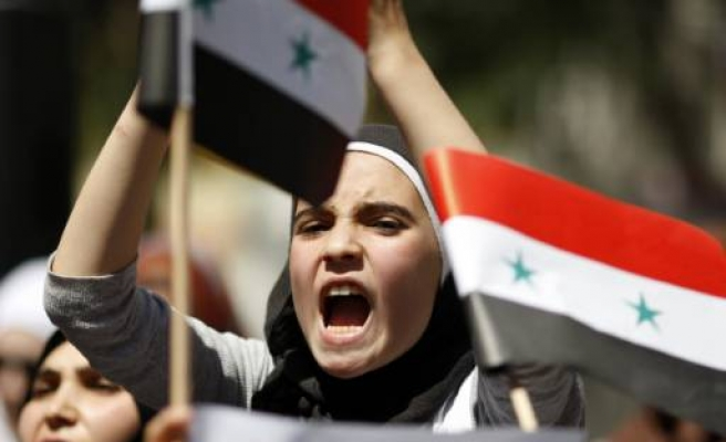Syria opposition may announce council names this week