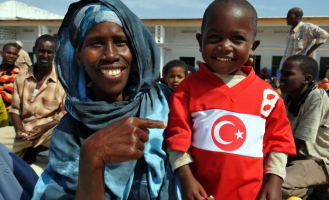 Turkish aid group says more doctors to come to Somalia camp