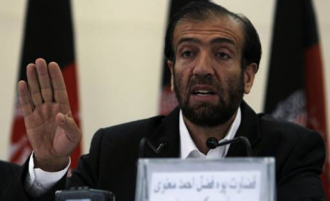 Afghan poll body orders 9 MPs out