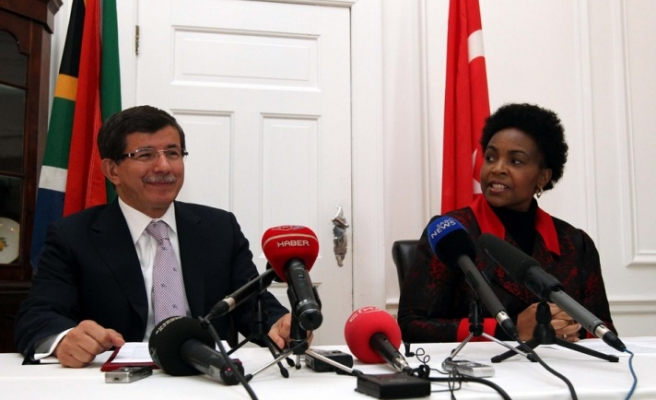 Turkey and South Africa to facilitate visa liberalization
