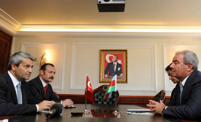 Turkey expresses willingness to boost trade with Azerbaijan