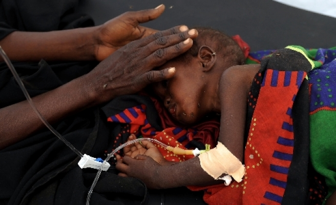 20 children die each day at biggest Somalia hospital
