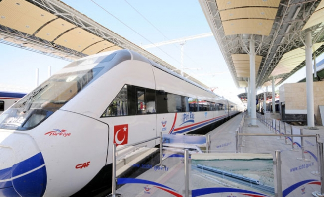 Turkey to have speed trains in all regions