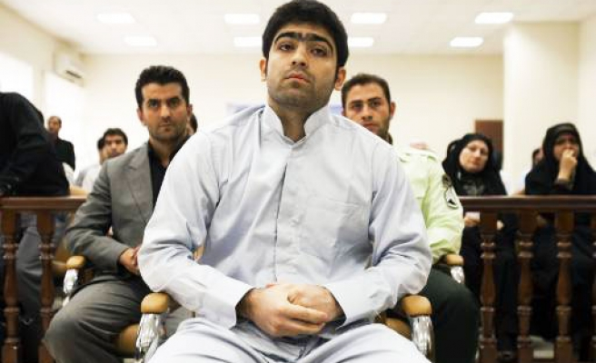 Iranian pleads guilty to scientist assassination