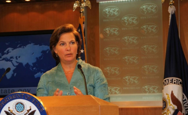 U.S. embassy working to reach missing woman, says Nuland