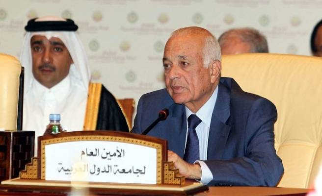 Arab League chief may go to Syria this week
