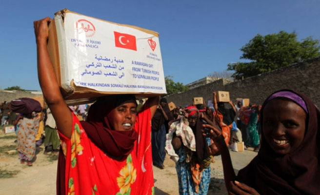 Turkey collects nearly 334 mln TL in Somalia aid campaigns