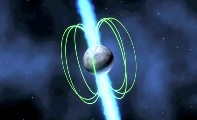Astronomers discover planet made of diamond / VIDEO