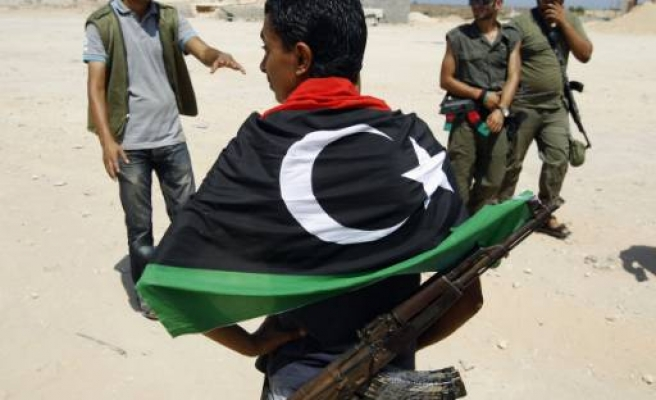 Libya's NTC to offer rebels police jobs