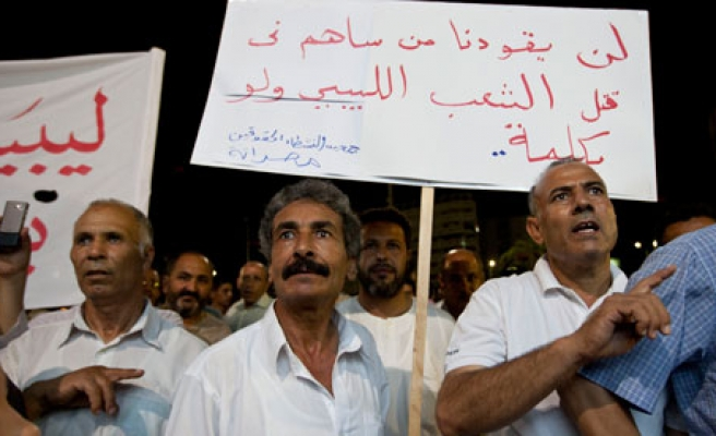 Misrata rebels refuses to accept appointment by NTC