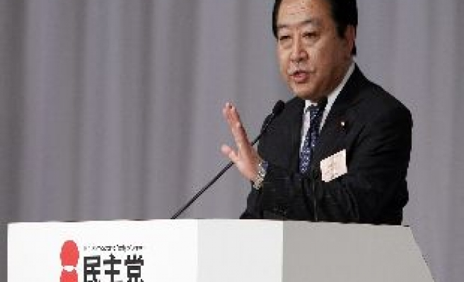 Japan's finmin Noda wins vote to become next PM