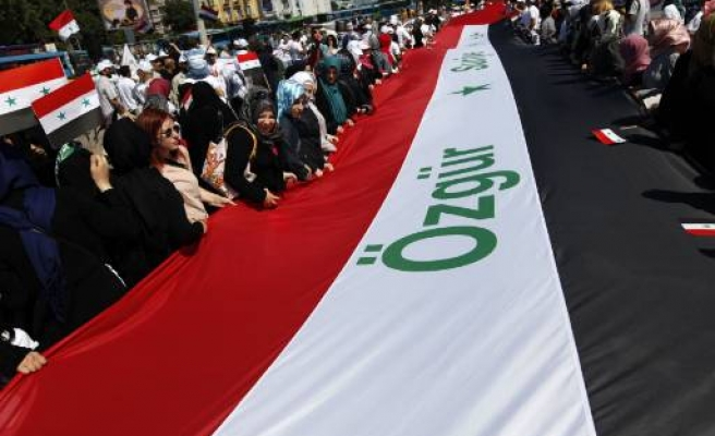 Syrian protesters killed after Eid prayers