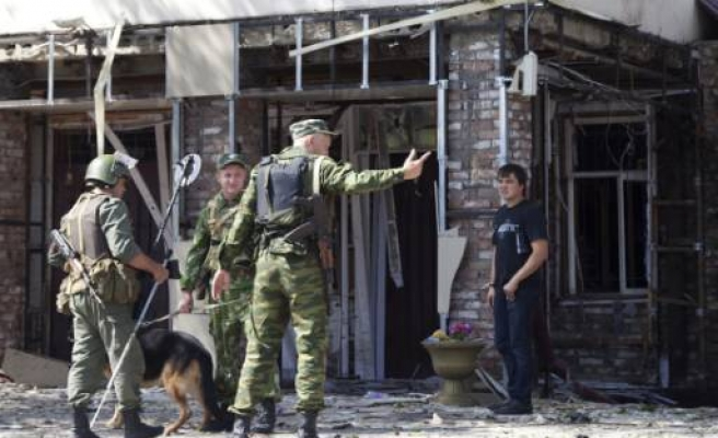 Deadly explosions hit Chechen capital